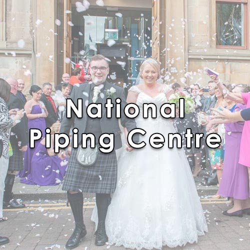 National Piping Centre Glasgow Venue Icon